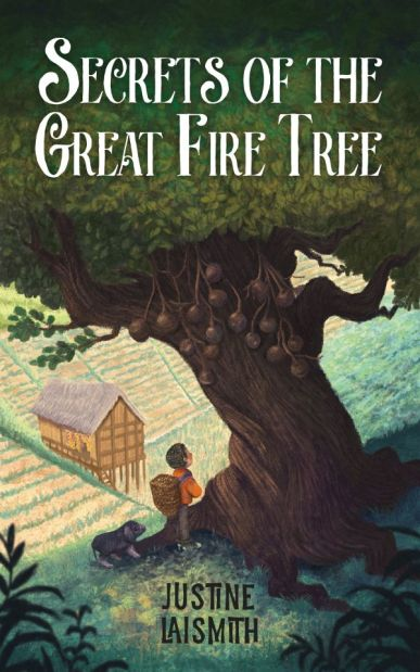 Secrets of the Great FIre Tree 600 by 960